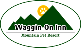 Waggin-On Inn Pet Resort Logo